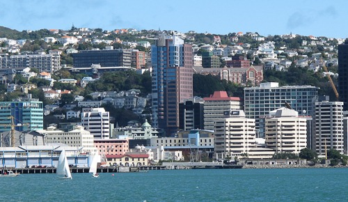 "Wellington ""Best Little Capital in the World"" : Lonely Planet Best in Travel 2011"