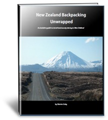New Zealand Backpacking eBook Guide launched!